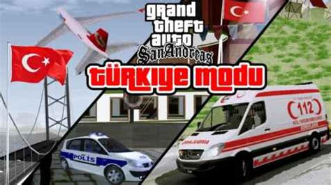 gta san andreas türkiye mod yama İndir + kurulum | full