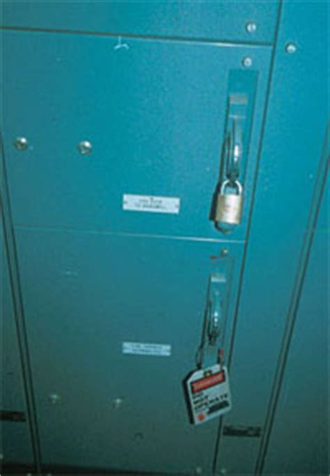 Wood Products: Sawmills eTool   Additional Lockout/Tagout