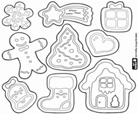 coloring page christmas cookies christmas cookies coloring pages printable games