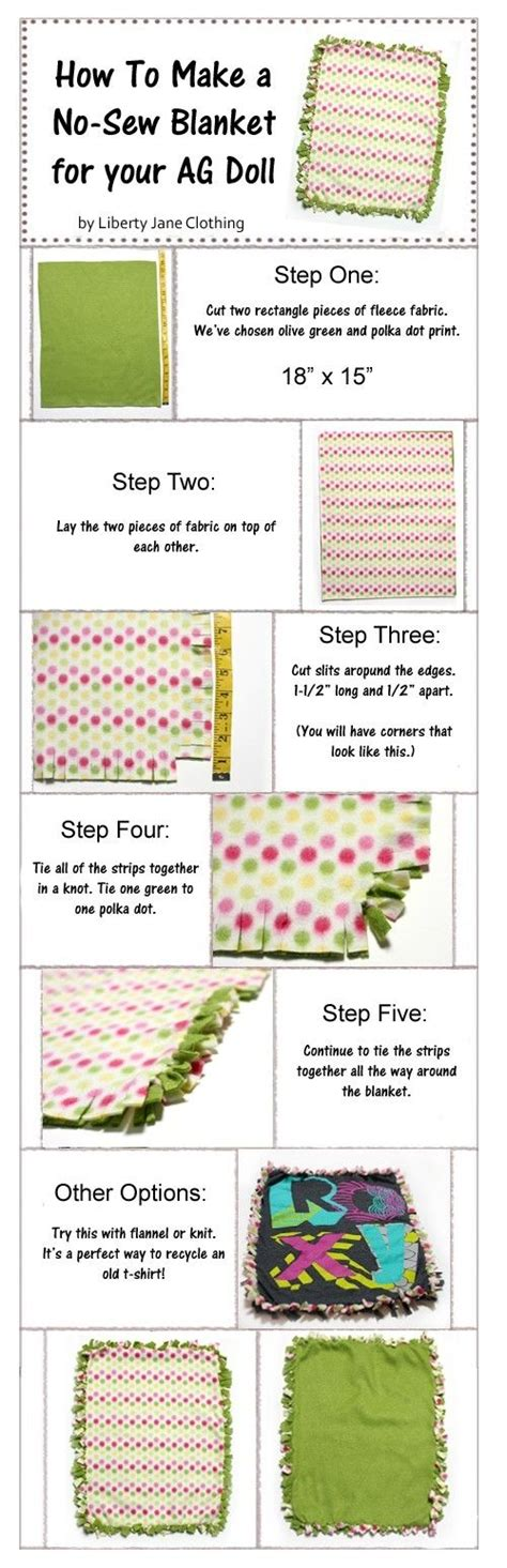 printable directions for making fleece tie blankets 155 best american girl c and summer ideas images on