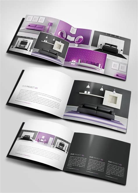 catalogue ideas 44 creative brochure designs print24 blog