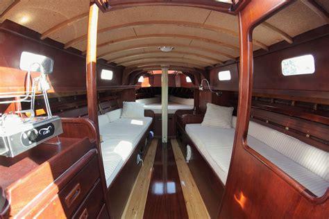 Interior Restoration by Custom Wood Boats For Sale Chris Craft Gonda Folk Boat