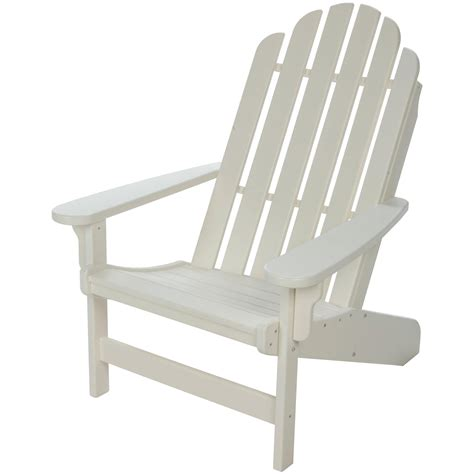 Lifetime Adirondack Chairs by Lifetime Essential Adirondack Chair White Nhh Durawood