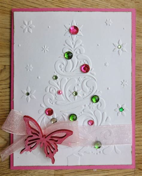 embossing techniques card best 25 embossing folder ideas on diy cards