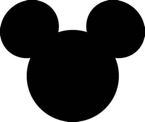 mickey mouse large printable cutouts can you guess where