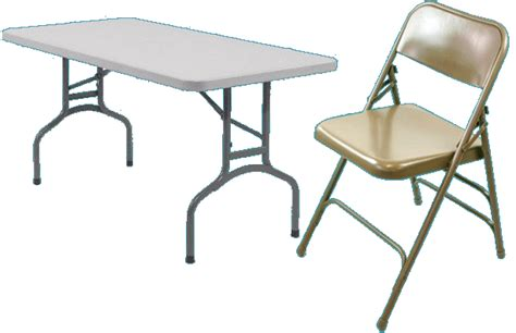 rental tables and chairs rentals