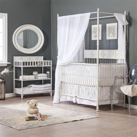 Bratt Decor Wrought Iron Crib by Bratt Decor Wrought Iron Indigo 2 In 1 Convertible Crib