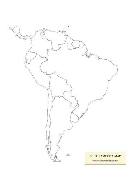 south america map free free pdf maps of south america