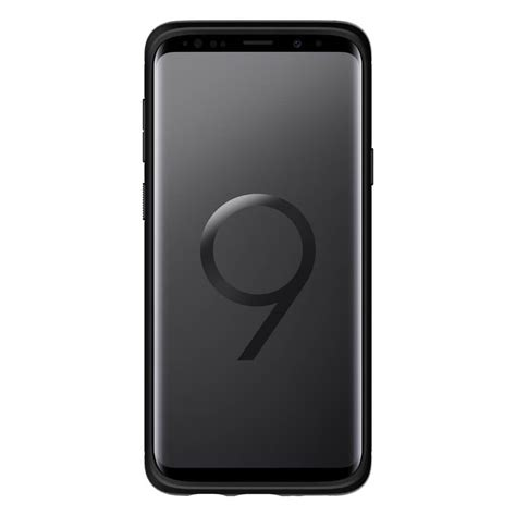 Spigen Galaxy S9 Plus Rugged Armor Matte Black Original spigen 174 rugged armor 593cs22921 samsung galaxy s9 plus