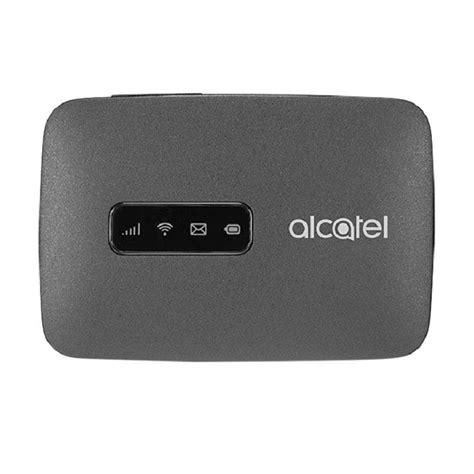 Modem Smartfren Hitam jual alcatel mw40 modem mifi 4g lte hitam harga kualitas terjamin blibli