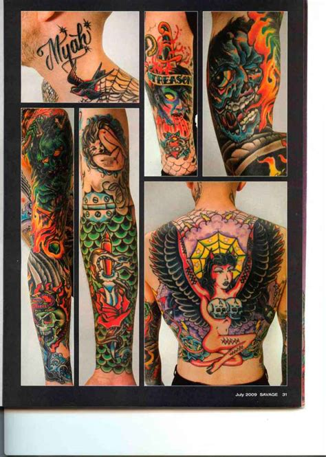 tattoo ink and heavy metals giant tattoo annual poster heavy metal ink tattoo magic