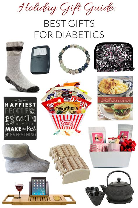best present for best gifts for diabetics enjoy health