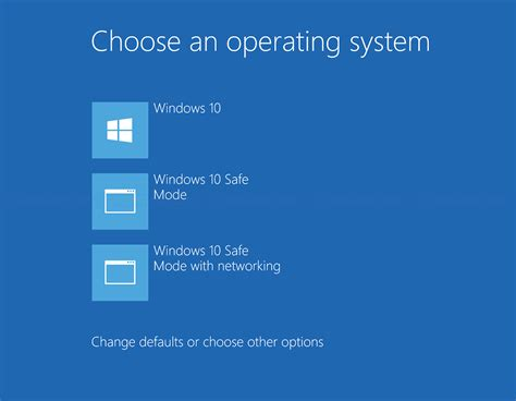 add safe mode to boot menu on windows 10 linglom