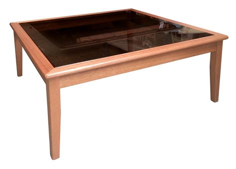 Coffee Tables Adelaide Madeline Coffee Tables 1190 Sq Glass Top Mabarrack Furniture Factory Adelaide South Australia