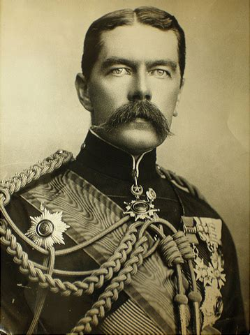 Who Is Lord Kitchener by Field Marshall Horatio Herbert Kitchener 1850 1916