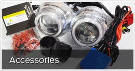 auto bulb specialist offering hid lights, xenon kits, led