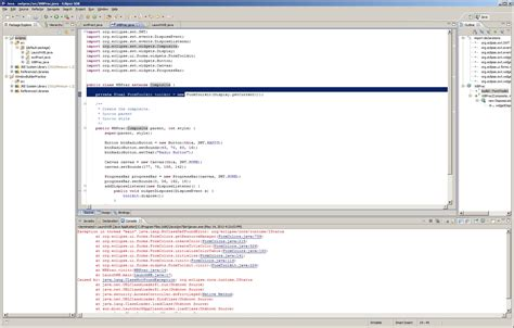 primefaces layout doesn t work tag aptana