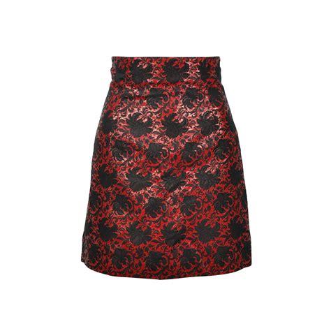 Brocade Skirt scanlan thodore iris brocade skirt the fifth collection