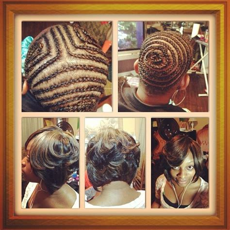 hair sew in braid patterns 17 best images about extenciones flawless hair sew in