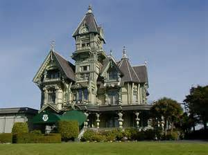 Victorian Mansions by Second Empire Victorian The Haunted Archetype