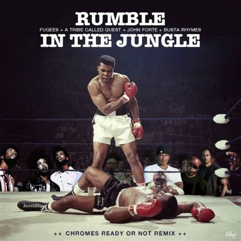 rumble in the jungle new yum yum version rumble in the jungle chromes ready or not rmx chromemusic
