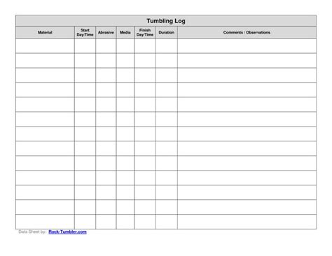 printable workout sheets blank log sheets to print pictures to pin on pinterest
