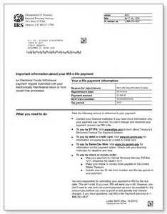 irs audit letter 4870 sle 1