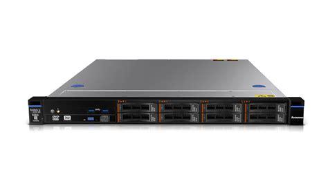 Lenovo System X3250 M6 3633w8a system x3250 m5 rack server lenovo us