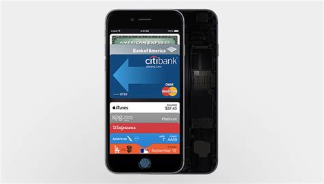 apple nfc apple pay comes to the iphone for handling mobile
