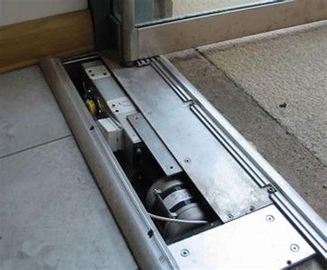 Floor Operator Tsa 160 Ufo Automatic Underfloor Door Operator Geze Uk
