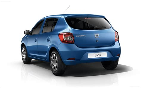 dacia sandero 2013 widescreen car wallpaper 03 of