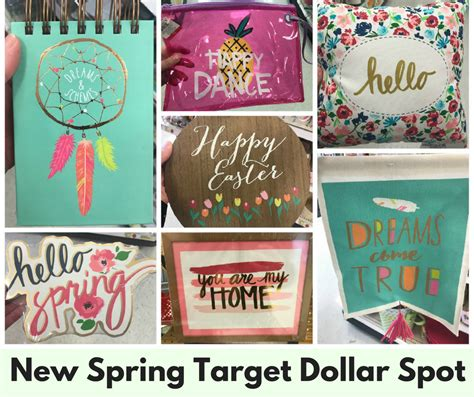 target dollar spot target dollar spot spring and easter all things target