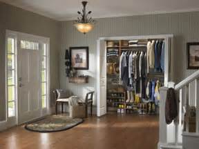 Entry Closet Organization by Cherished Treasures Designing An Entryway Closet