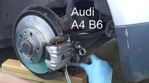 Bremsen Lackieren Anleitung by Audi A4 B6 Bremsbel 228 Ge Bremsscheiben Und Bremss 228 Ttel