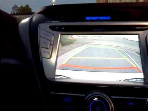 2011 hyundai elantra limited back up camera and navigation