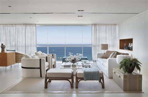 como decorar apartamento de praia apartamento de praia tem decora 231 227 o contempor 226 nea e boas