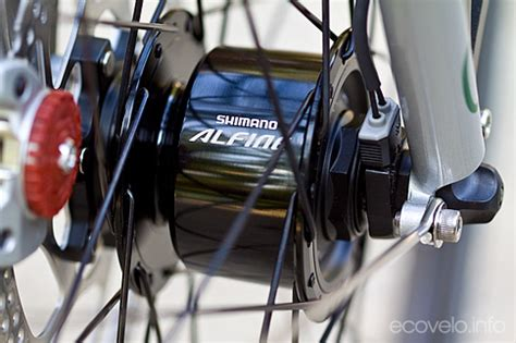 dynamo lights for bikes review don t get caught without lights new dynamo hub system