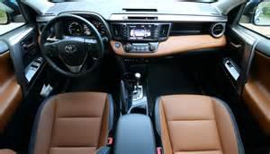 Toyota Rav4 Interior Dimensions Rav 4 0 60 Autos Post