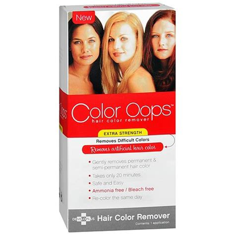 hair color remover while color strength hair color remover walgreens