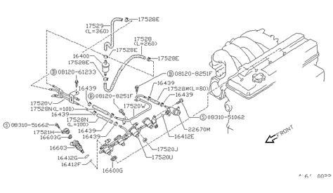 1990 nissan 240sx engine wiring diagram nissan