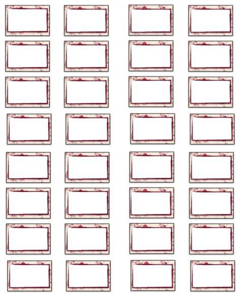 blank printable spice jar labels free printable spice jar labels 6 different designs