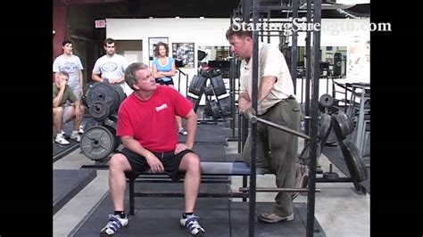 bench press safety catch the bench press safety youtube