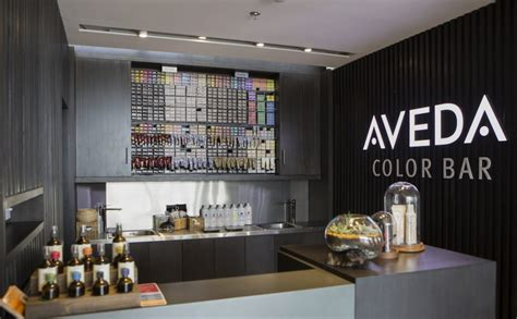 the color bar salon a review of the new aveda salon in dubai savoir flair