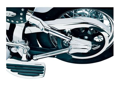 swing arm on motorcycle kuryakyn swingarm cover set for harley softail 2008 2016