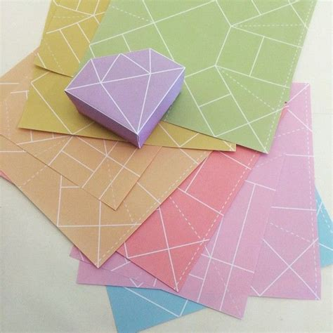 Pastel Origami Paper - 17 best images about origami on origami