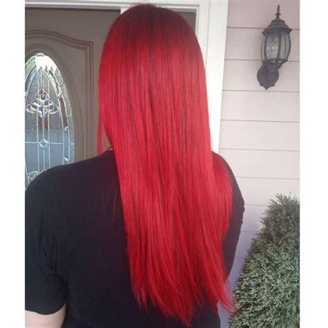 pravana vivids locked in hair pravana locked in with a darker root shade