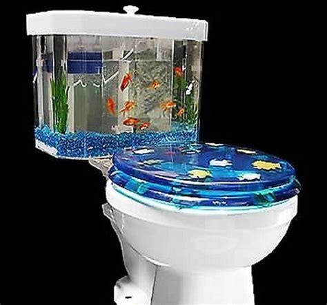 Pembersih Akuarium Otomatis wow desain toilet ini sangat unik rumah dan gaya hidup