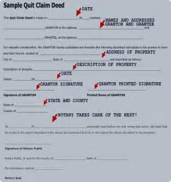Florida Quit Claim Deed Form Template by Arizona Quit Claim Deed Form Q D F Get A Free Quit