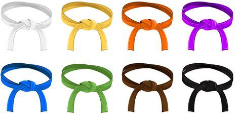 martial arts belt colors karate belts meaning www pixshark images galleries