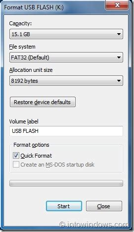 format flash disk bootable windows 7 how to use easybcd tool to create a bootable windows 10 7